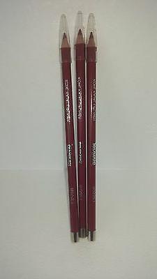 Jordana Russet  Lip liner .046 oz Pencil Set of 3 NEW PRETTY
