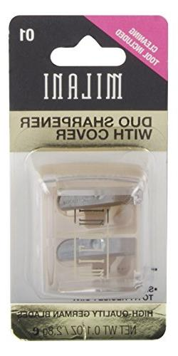 Milani Duo Sharpener, .1 oz