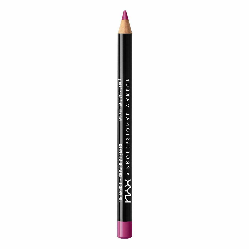 NYX Slim Lip Liner Pencil- #838 Purple Rain