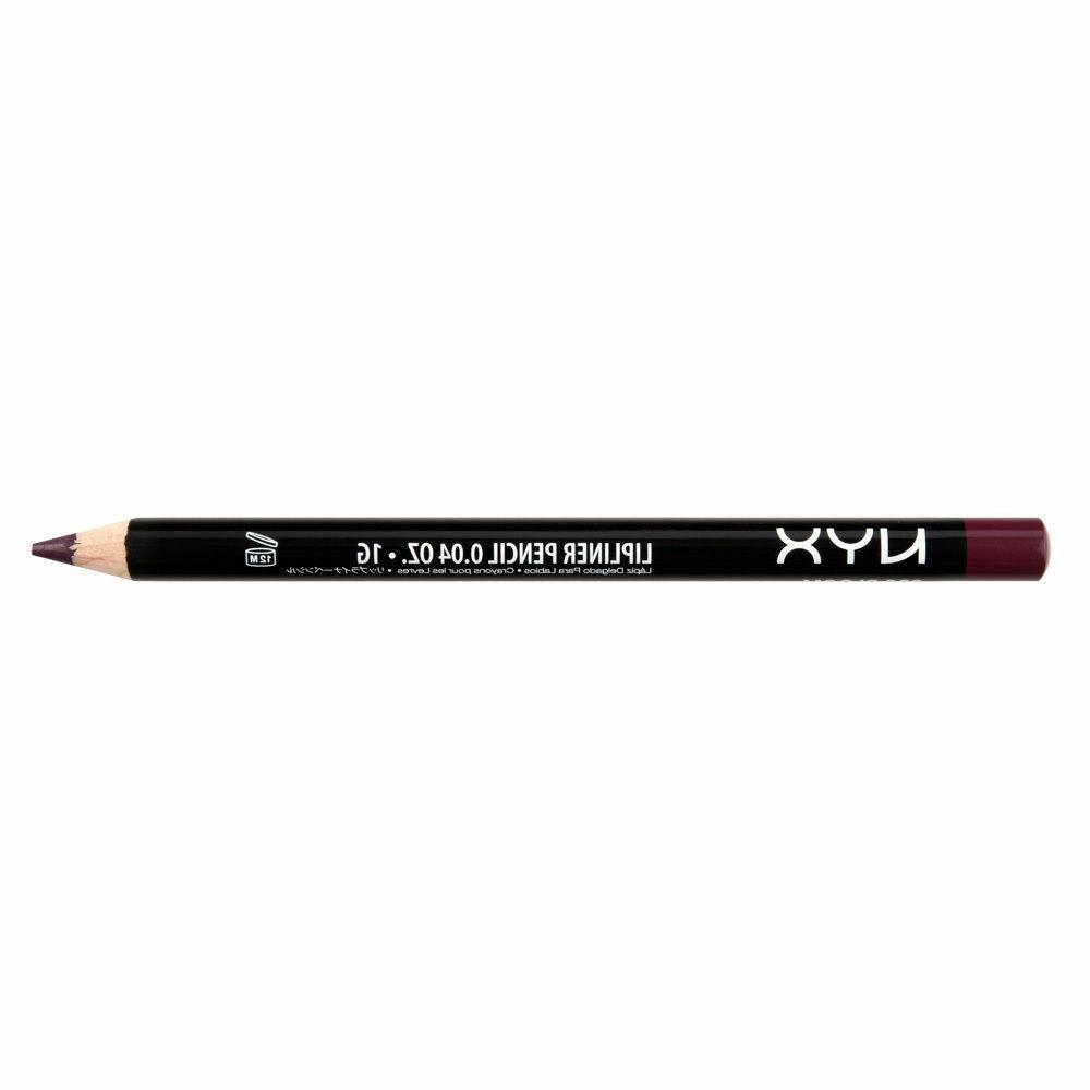 slim lip liner pencil color spl809 mahogany