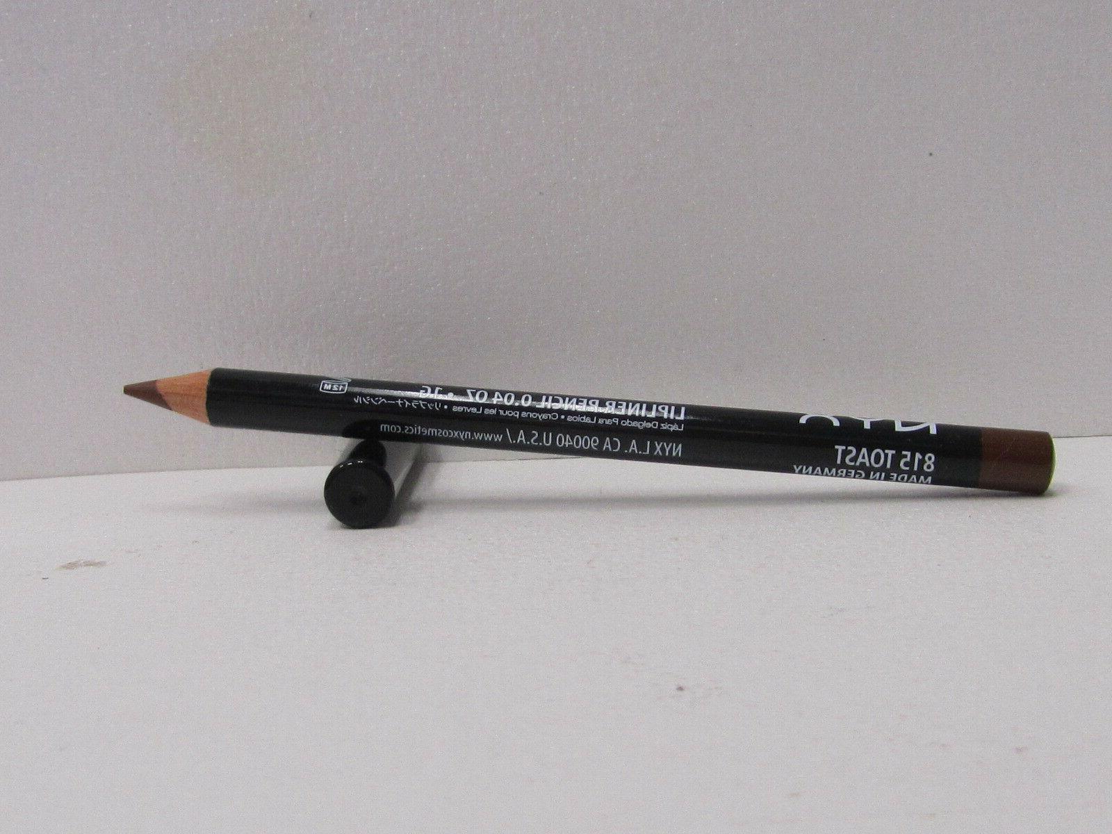 NYX  Slim Lip Liner Pencil color SPL815 Toast 0.04 oz Brand