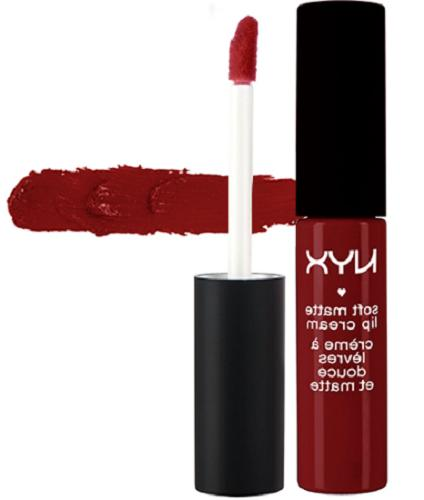 soft matte lip cream madrid and auburn