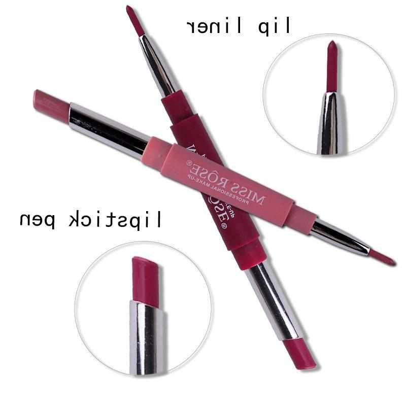 Miss Top <font><b>Lip</b></font> <font><b>Pencil</b></font> Lipsticks Contour Cosmetics