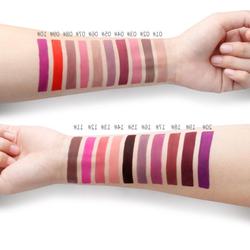 QiBest Gloss Tattoo Lipstick