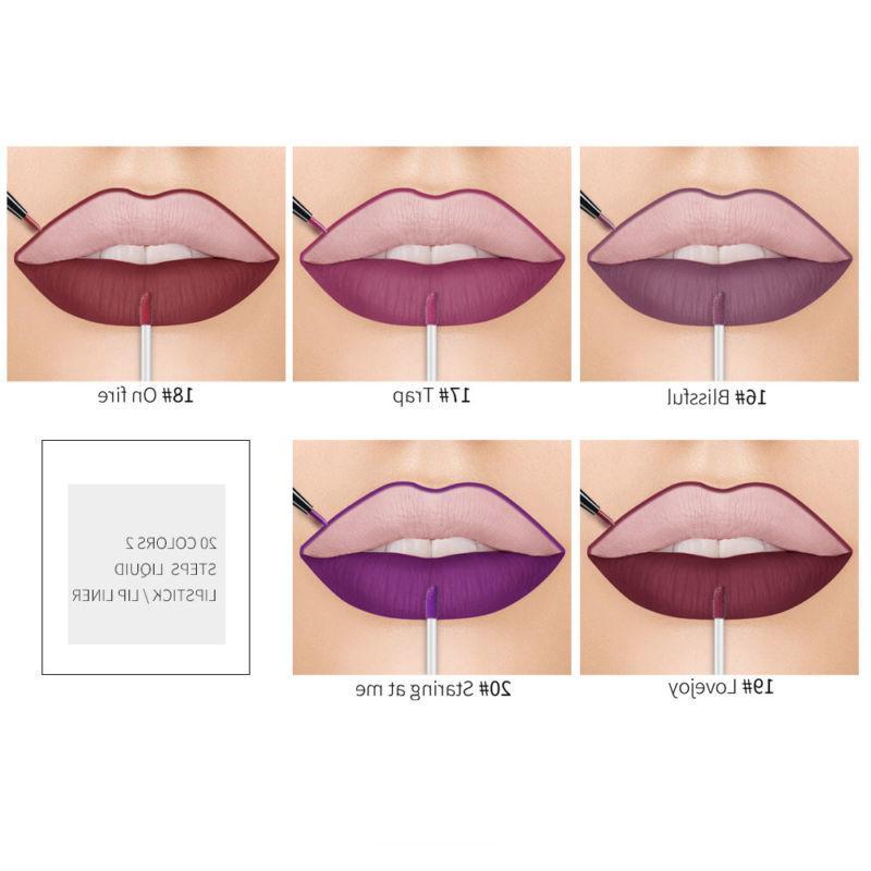 QiBest Velvet Lip in1