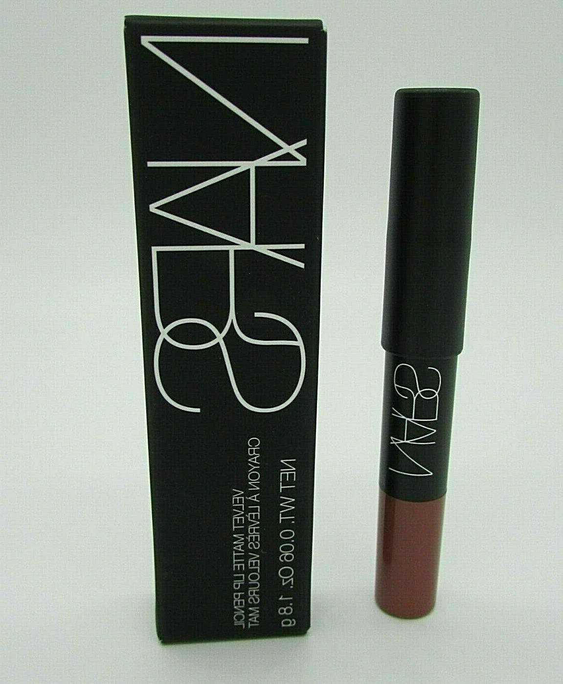 velvet matte lip pencil bahama 2459d nib