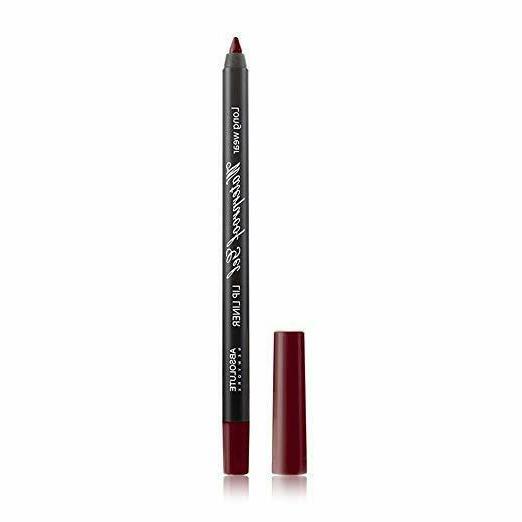 waterproof gel lip liners berry nfb72