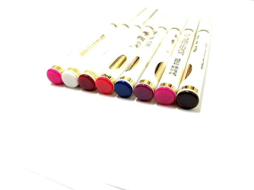 Waterproof Liner Pencil Colors