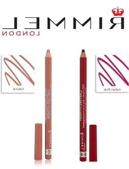 Rimmel Lasting Finish 1000 Kisses Lip Liner Long-Lasting Eff