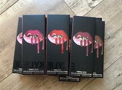 Kylie Cosmetics Lip Kit MATTE Liquid Lip and Liner - Authent