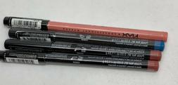NYX Lip Liner Pencil 810 Natural, SLLP7 Staged Eye Eyebrow P