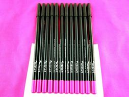 Lip Liner Pencil Plum Color 12 Lip Liners Lot Nabi Brand 7.5
