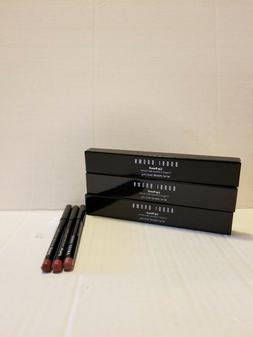 BOBBI BROWN Lip Pencil Crayon Contour Sharpner Included. NIB