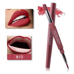 Long Lasting Makeup Multifunct  Waterproof Pencil Lipstick P