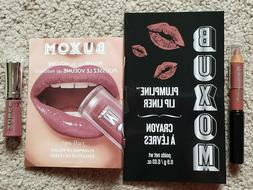 Buxom Lot-HUSH HUSH Plumpline Lip Liner & DOLLY Full On Plum