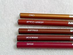 lot of 5 kohl kajal lip liner