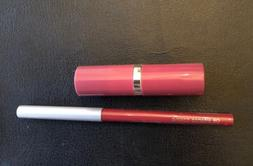 CLINIQUE LOVE POP 13 LIPSTICK AND 08 INTENSE COSMO AUTOMATIC