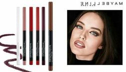 makeup color sensational shaping lip liner you