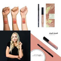 Matte Liquid Lipstick & Lip Liner Set Hypoallergenic Gluten