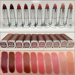 Maybelline Color Sensational Inti-Matte Nudes Lipstick 0.15o