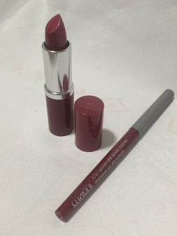 NEW! CLINIQUE  Lip Colour 13 Love Pop Lipstick & Lipliner IN