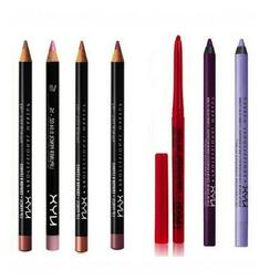 New NYX Slim Lip Liner Automatic Slide On Glide Pencil - BOG