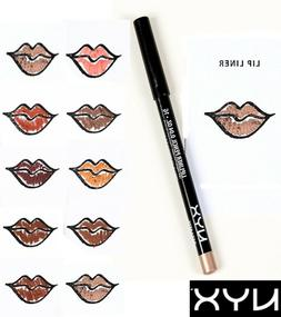 NEW  ~ NYX ~ Slim Lip Liner Pencil PICK YOUR COLOR - Buy 5 G