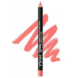 New NYX Suede Matte Lip Liner - SMLL02 Life's a beach