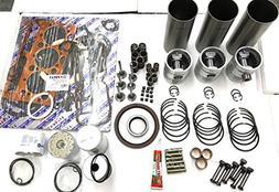 Overhaul Kit For Perkins 3.152 For Massey Ferguson Tractors