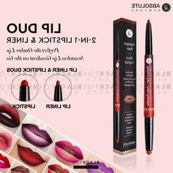 ABSOLUTE NEW YORK PERFECT PAIR DUO PARFAIT Lip Liner Stick C