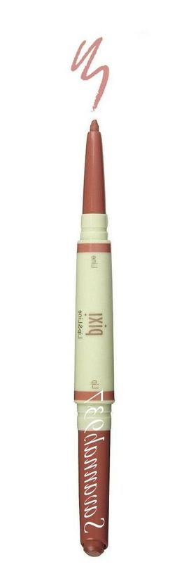 PIXI Lip & Line - Dual Ended matching Lipstick & Liner Pen -