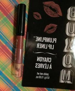 Buxom Plumpline Lip Liner Crayon Hush Hush Cinnamon 0.03oz S