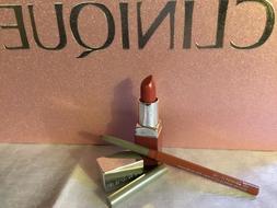 CLINIQUE Pop Lip Colour Primer Lipstick #13 LOVE POP & lipli