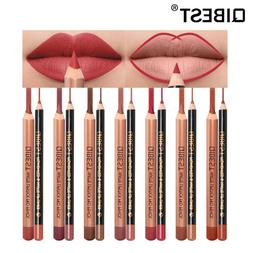 Lip Liner & lip stick Matte Pencil Moisturizing Lipsticks Pe