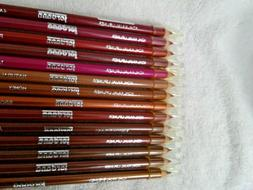 "Qty 2 lot Jordana Kohl Kajal Lip Liner pencil 7"" 14 colors t"