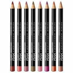 NYX Slim Lip Liner Pencil 0.04 oz, Choose Your Color