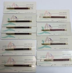 Vintage MARY KAY ~Lot Of 10~ Lip Liner Pencils ~8 Different